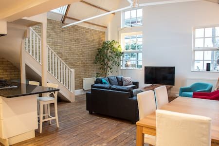 Spectacular Wearhouse Conversion in great location - Lontoo - Talo