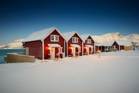 Sea Lodges with Northen Lights view - Lodge 2