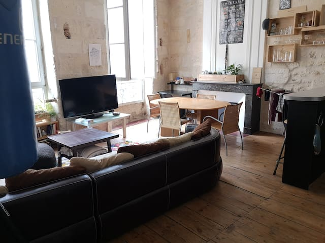 Belle appartement au coeur de Bordeaux