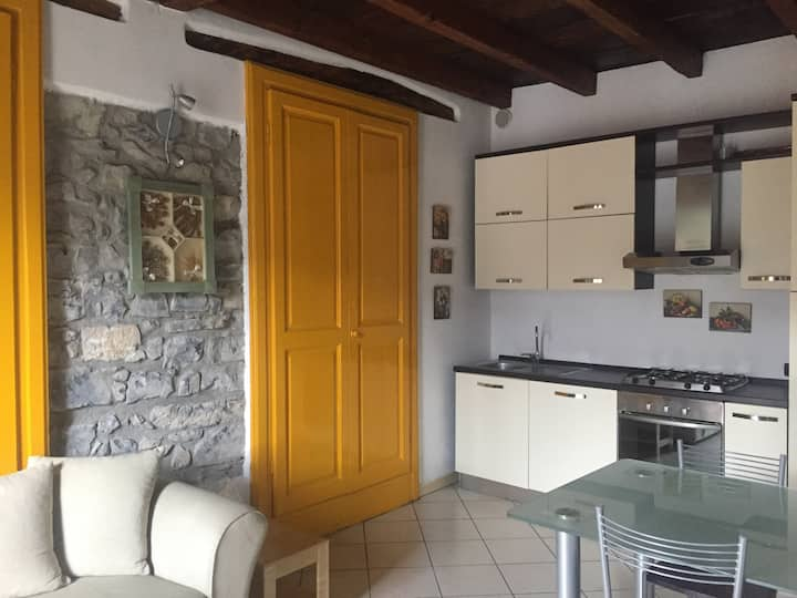 Apartment Between Como&Lugano lakes