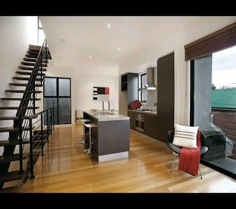 Private bedroom awesome location - Clifton Hill - Maison
