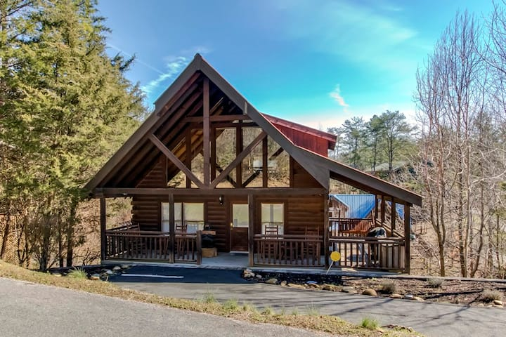 Great cabin, location, rates-DON'T WAIT BOOK TODAY