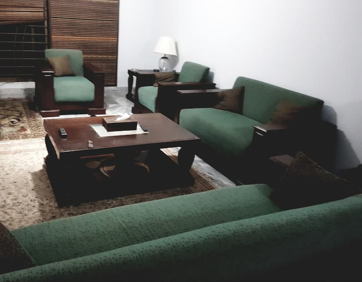 Two Bedroom Family Suite - Ground Floor, Bahria 7