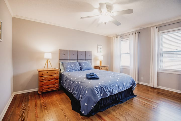 Private Master Bedroom with Bath by Berry College