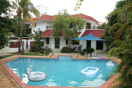 Urvil - 4 BHK Beach Side Villa - Chennai