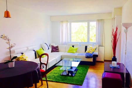 BIG NICE FLAT NEAR ZH CITY/AIRPORT - Volketswil