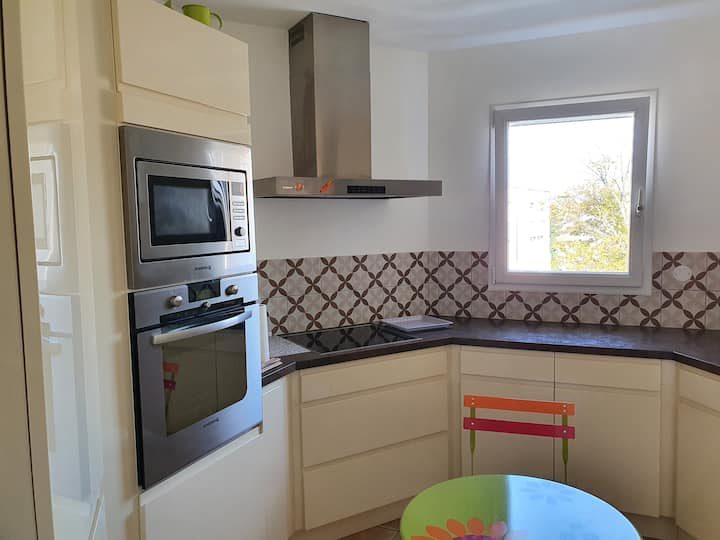Appartement lumineux sur Valence