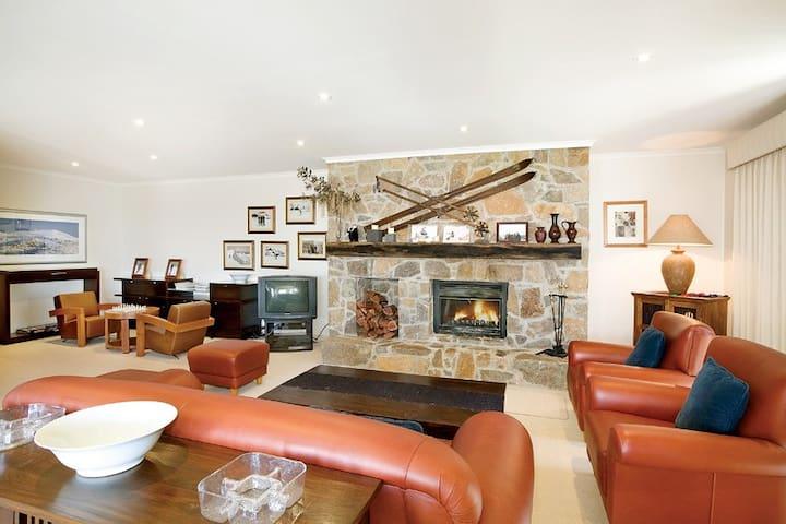 Luxury Pension Grimus Apartment - Mount Buller - 公寓