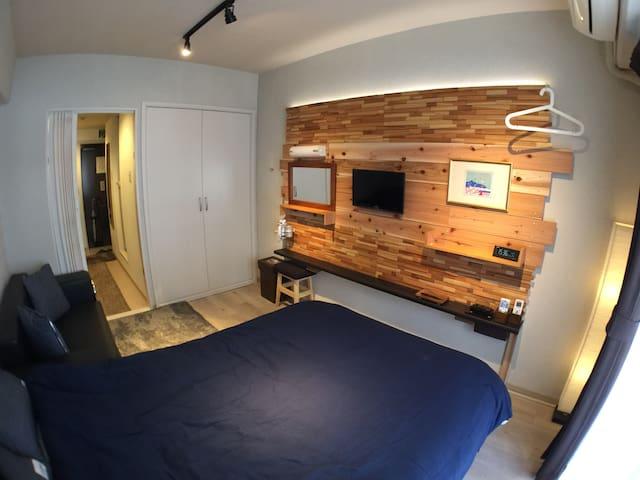 AVANT STAY UMEDA [SAKURA ROOM] Apartment Hotel