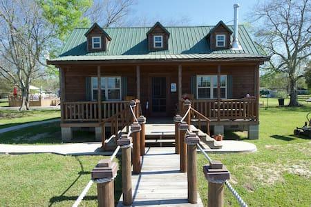 Cajun Acres Log Cabin