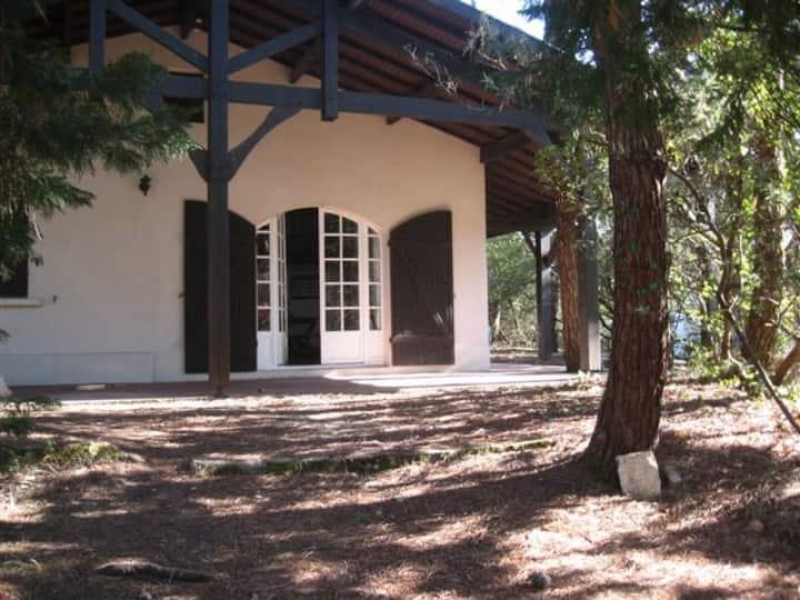 Villa de vacances proche Océan , Golf, Pistes cyla