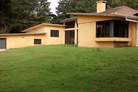 Casa campestre de descanso - Ciudad de México
