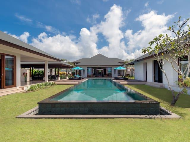 Clifftop Pandawa Cliff Estate - Villa Marie, 6BR, The Bukit w/ chef
