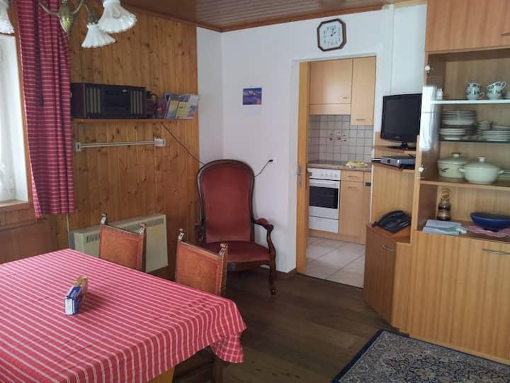 Chalet Grazia, Garden Two-Bedroom Apartment