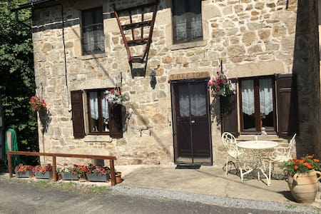 Charming cottage in rural Limousin region