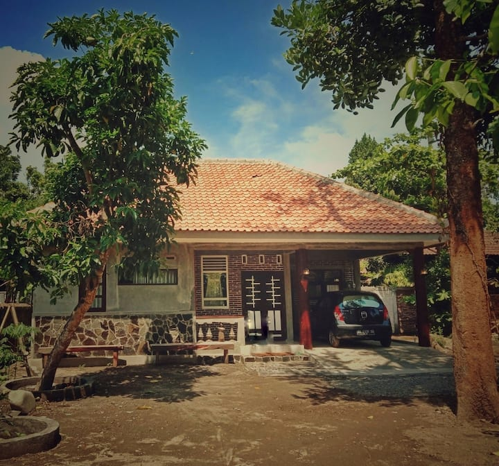 Griya Kidul Homestay. Simple - Unique - Friendly