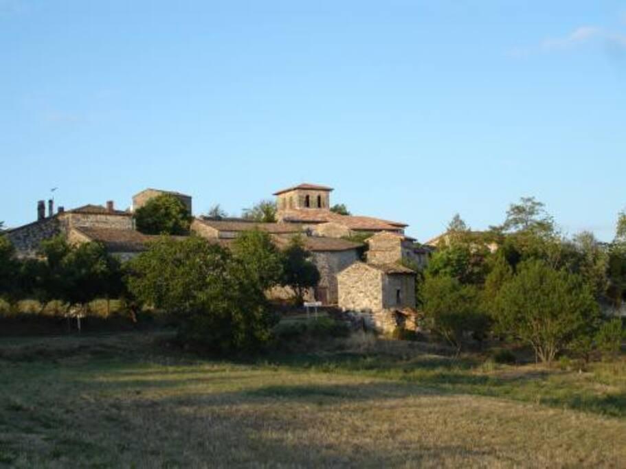 village de SBeauzile