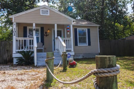 Charming Bayou Bungalow - Brand New Listing! - House