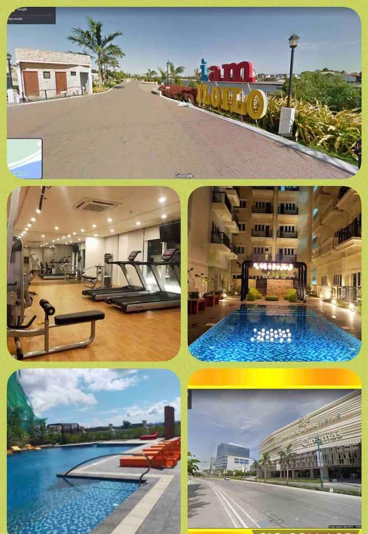 Festive Walk,Iloilo Business Park Megaworld Condo1