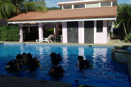 privat room playa coco close diving
