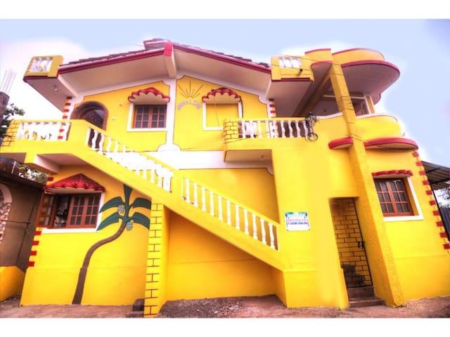 3BHK Fully Private Sea View Villa