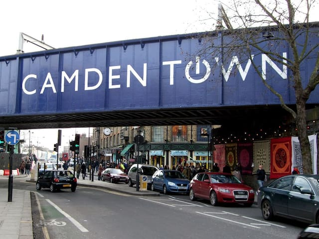 Your essential guide to Camden - Phot credit: Ewan Munro https://www.flickr.com/photos/55935853@N00/
