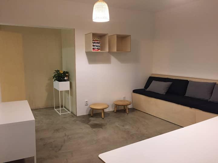 Hostel do Mar - Double bedroom