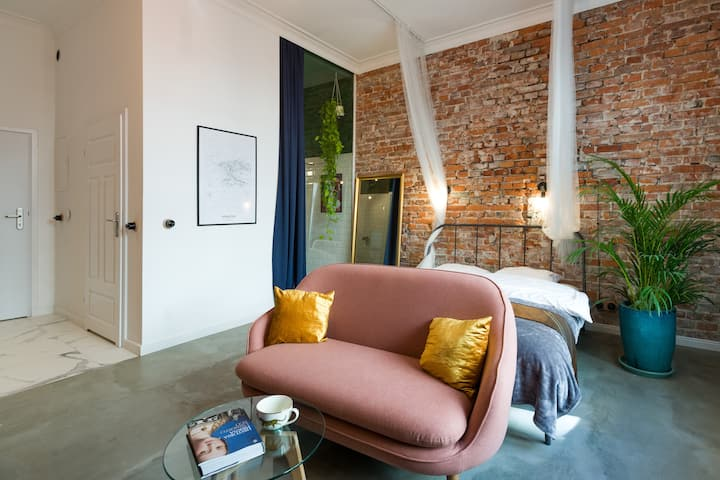 ⭐Luxury apartment between Old Town and Kazimierz