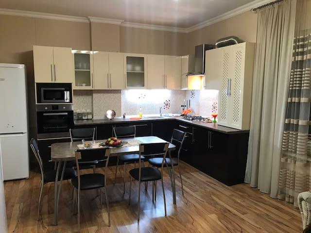 Домик апартаменты