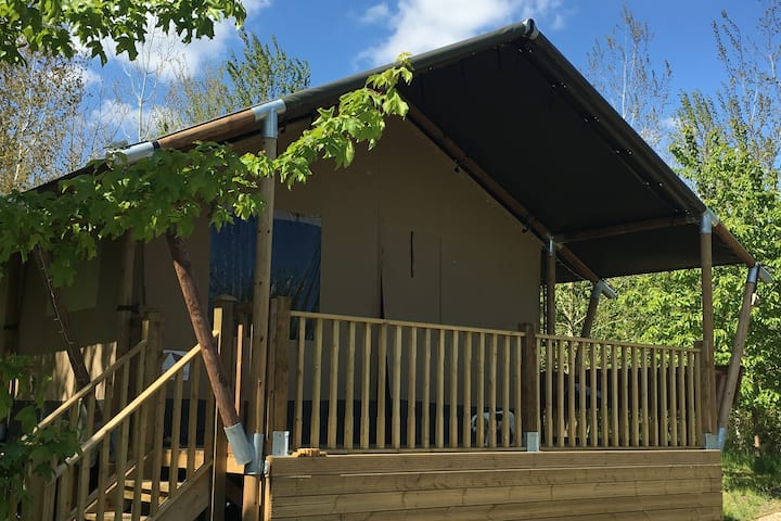 Riverwood Farm Luxury Glamping Experience