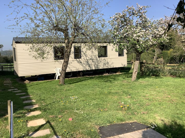 Shortlands Caravan (A peaceful haven)