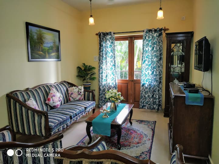 The Windsor Suite, Luxury 1 BHK in Arpora, Goa