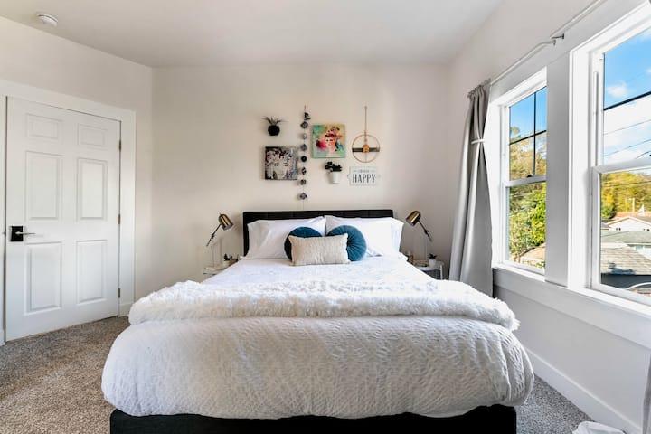 The Pretty Blue Room~Private, Quiet, Convenient
