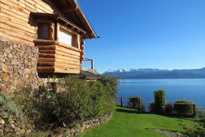 LAKE & VIEW FLAT + BEACH ACCESS NEAR LLAO LLAO - San Carlos de Bariloche - Apartment
