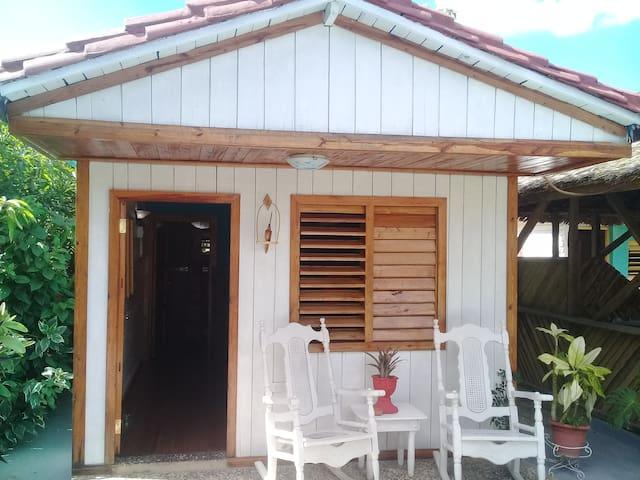 Cabaña Marvelis e Ito - Puerto Esperanza