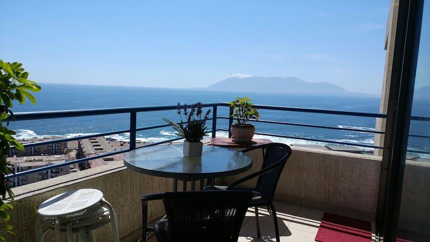 Lindo Departamento Maravillosa vista al mar - Antofagasta - Lakás