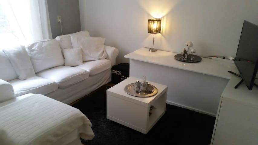 Knus appartement in hartje centrum - Utrecht - Huoneisto
