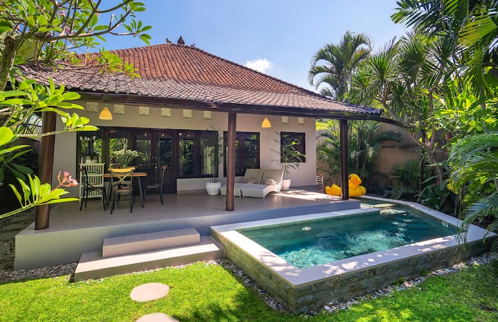 Twist and Shout Private Villa in Seminyak