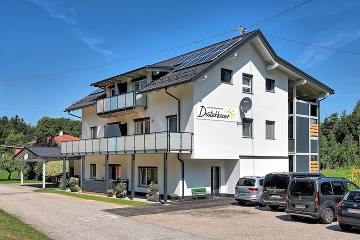 Apartment Deutschbauer Villach/Drobollach