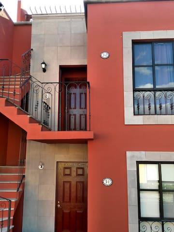 La casa de San Miguel - San Miguel de Allende - Apartment