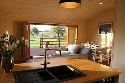 The Orchard Hadleigh Bramble lodge (2 bed)