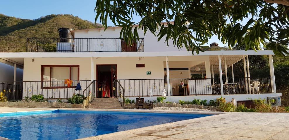 Las Margaritas House Taganga, Santa Marta Colombia