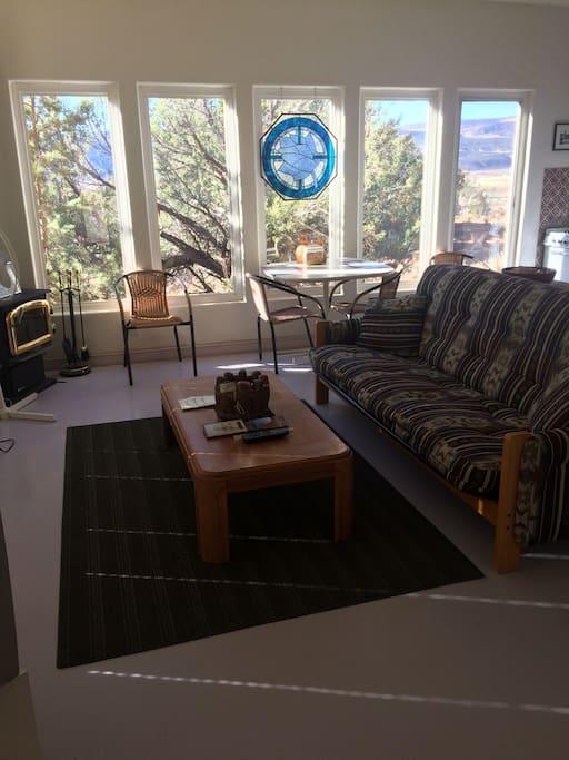 Lago Vista Living Area