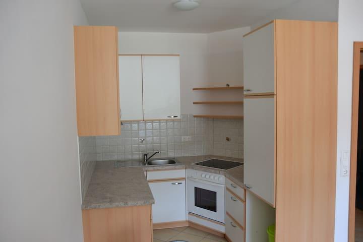 3Bett Apartment Bruck/Mur,Küche,SAT,55m²