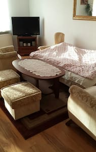 Mieszkanie dla 4 osób, z parkingiem - Poznań - Appartamento