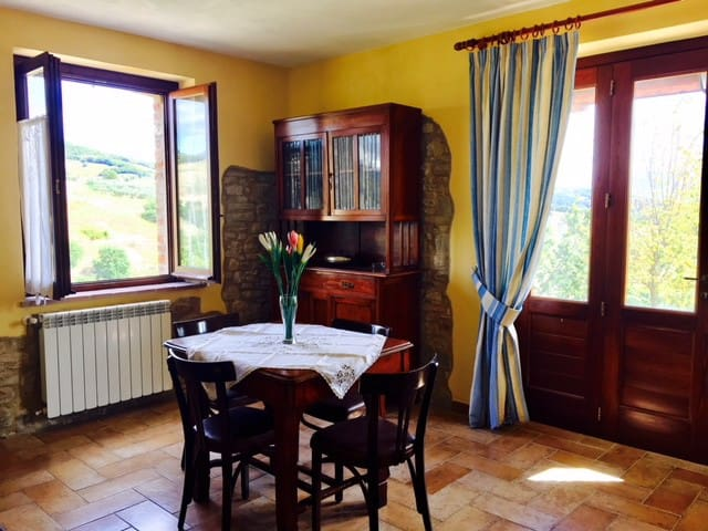 Il Papavero - Your countryside apartment