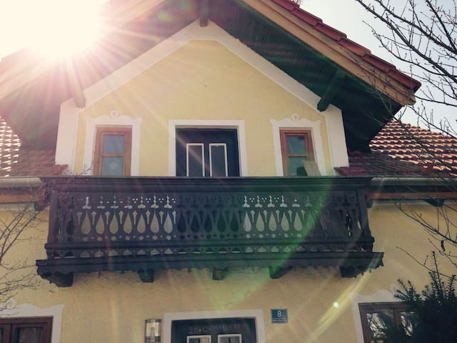 Charmantes Häuschen auf dem Lande - Weil - บ้าน
