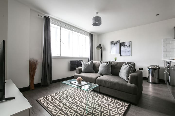 ❤️Liverpool City Centre 5★Apt with City View**