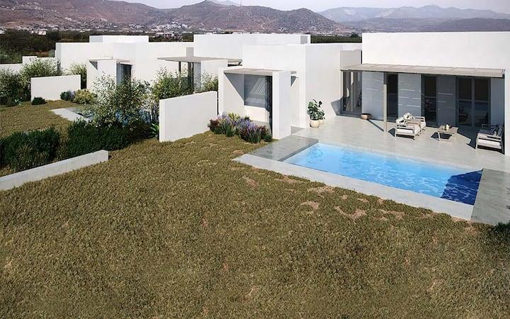 Eco Villa, Agios Prokopios, Naxos.
