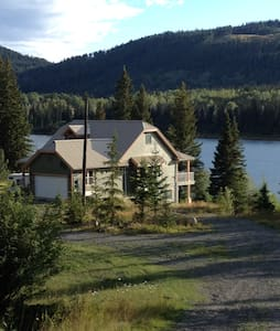 Sun Peaks Area Mtn Lake House. Spotless, private.